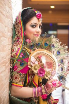 Photo from Bangladeshi Bridal Collection Desi Bride, Desi Wedding, Bridal Poses, Bridal Portraits, Pakistan Bride, Bridal Mehndi Dresses, Wedding Dresses, Hindu Culture, Bridal Photography