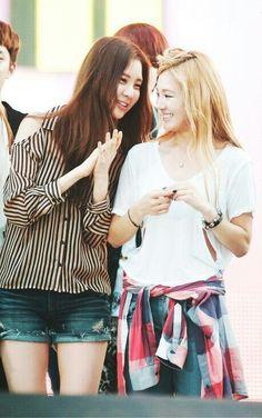 #seohyun and #hyohyun