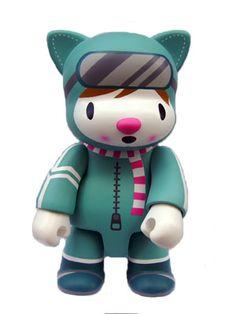 Meomi 8'' LeSportSac - Qee Toy2r