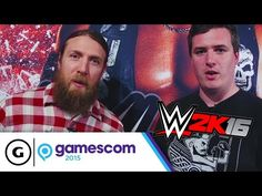 WWE Superstar Daniel Bryan Gives Life Advice to Gamers