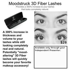 3D Fiber Lashes - Younique  https://www.youniqueproducts.com/MICHELLETHOMASY/products/view/US-1017-00#.U_5P99KwJcQ