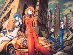 Rebuild of Evangelion 1.0: You Are [Not] Alone – Ending