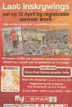 Vertaling van die jaar: SPAR advertensie, Die Burger, April 2012 Afrikaans, South Africa, Van, Words, Vans, Horse, Vans Outfit