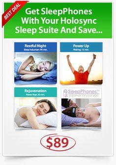 Holosync® Sleep Suite: A Good Night's Sleep with Holosync® - Sep2015 - Holosync® Meditation Technology: Brain Wave Training for Relaxation, Prosperity, Love, Health & Success