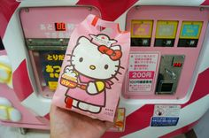 Hello Kitty Popcorn PD
