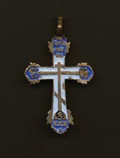Нательный крест РАСПУТИНА Г.Е.