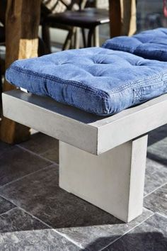 Sweet Home, Outdoor Furniture, Outdoor Decor, Vanity Bench, Ottoman, Chair, Home Decor, Sustainable Design, Arquitetura