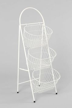 Ladder Storage Basket - walk in closet for socks and scarves?
