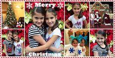 Mom to 2 Posh Lil Divas Merry Christmas 2014