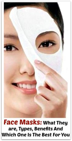 Very extensive information on what face masks are, their benefits, types, and how to chose the one that is right for you. Some recommendations on different products and also recipes of homemade facial masks. Homemade Facial Mask, Face Scrub Homemade, Homemade Facials, Homemade Skin Care, Homemade Masks, Homemade Products, Acne Treatments, Best Skin Care Routine, Mascaras