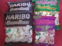 Partenaire Haribo chamallows