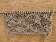 Knit Crochet, Stitch, Costa, Knitting, Diamond, Dots, Tricot, Fantasy, Full Stop