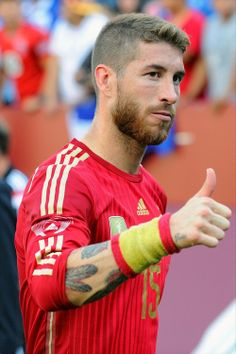 Sergio Ramos #spain #soccer #worldcup2014