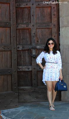 Frock Fashion, Denim Fashion, Fashion Outfits, Fat Girl Outfits, Hippie Outfits, Western Dresses, Western Outfits, Beautiful Frocks, Casual Frocks