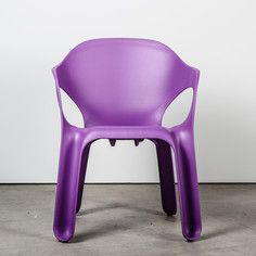 Easy Chair Purple, $118, now featured on Fab.