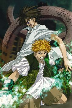Get Backers<< such a good anime, I can't find it anywhere anymore :(