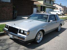 Another HUKITUP 1987 Buick Grand National post... Photo 13035643