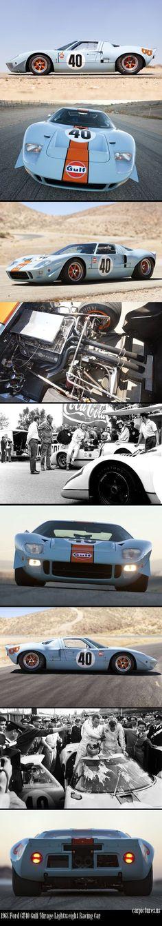 1968 Ford GT40 Gulf