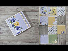 "Folio mini album ""Endearments"" Tutorial Nitwit Collections Marina Manioti - YouTube Hello Hello, Card Making Kits, Mini Books, Mini Albums, Digital Scrapbooking, Collections, Youtube, Projects, File Folder"