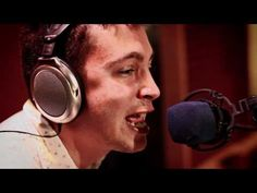 """Wow... the level if emotion in this acoustic session is insane. UG Studios session """"Car Radio"""" by Twenty One Pilots"""