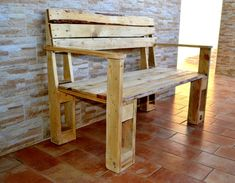 18 Remarkable Furniture Designs Made From Recycled Pallet Wood