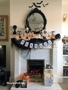 halloween home tour 2017