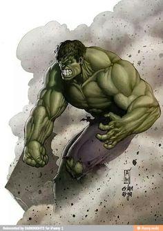 Hulk / iFunny :)
