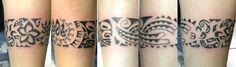 #polinesiano#bracciale#donna#avambraccio