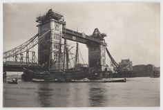 Tower Bridge was officially opened on June 30th 1894,