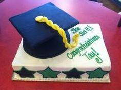 Ivy Tech Graduation Cake #ivytech #southbend