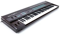 One of the most popular digital synths ever was the DX7 from Yamaha, released in 1983. It featured a whole new type of synthesis called FM (Frequency Modulation).