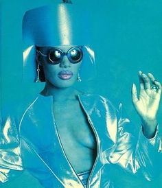 Miss Grace Jones