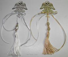 γούρια με άγγελο Charms, Drop Earrings, Detail, Lace, Handmade, Jewelry, Hand Made, Jewlery, Jewerly