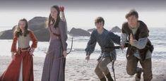 Lucy Pevensie, Susan Pevensie, Peter Pevensie, Edmund Pevensie, Narnia Cast, Narnia 3, Narnia Movies, Prince Caspian, Nerd