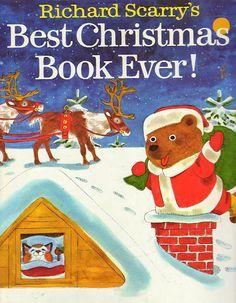 Vintage Kids' Books My Kid Loves: Richard Scarry's Best Christmas Book Ever!
