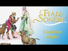 Rivivi la magia delle più belle favole con le uniche ed originali Fiabe sonore! In questo video la favola de Il piffero magico con illustrazioni e musiche ch...