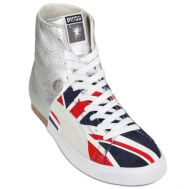 UpscaleHype is a high-end lifestyle online magazine that focuses on what celebrities wear. Lifestyle Online, Union Jack, Trainers, High Top Sneakers, Walking, Pairs, My Style, Boots, Leather