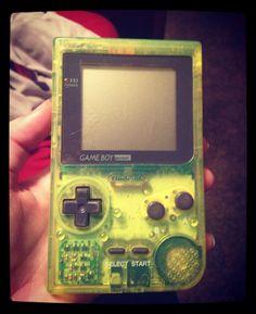 jessthebunny91: #gameboy #pocket #gameboy #microobbit