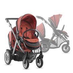 Too Qool multi-kid stroller - way too expensive though