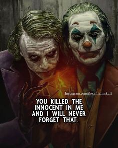 For more attitude quotes like this visit our website. Joker Love Quotes, Heath Ledger Joker Quotes, Psycho Quotes, Badass Quotes, Real Quotes, True Quotes, Qoutes, Attitude Quotes For Boys, Positive Attitude Quotes