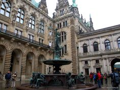 #Rathaus #Hamburg