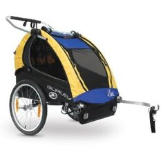 Burley D'LITE Double Child Bicycle Trailer (Sports)  http://234.powertooldragon.com/redirector.php?p=B0013KUFFG  B0013KUFFG