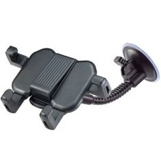 iPad suction cup mount. So you can play Angry Birds HD while you drive!