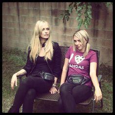 The Fannypackers: CariDee & Chrystall Jane