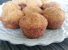 Mini Muffin Doughnuts: NO Frying!!!:-)