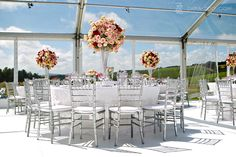 V www.storija.si smo navdušeni nad temi šotori. :) Preprosto so TOP in tako zelo romantični. #storija #organizacija_porok {Steal Worthy Wedding} : Modern Glamour | bellethemagazine.com