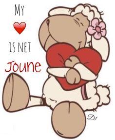 My ❤️ is net joune