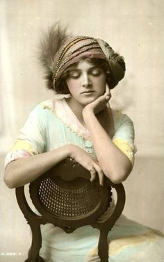 Gladys Cooper, early 1910s