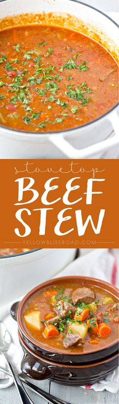 Simple Stovetop Beef