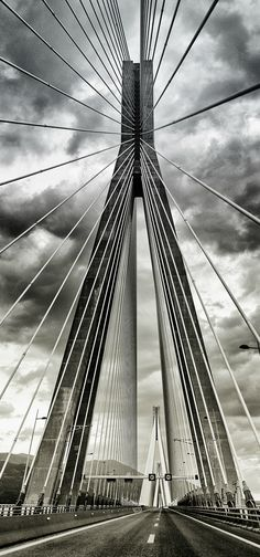 γέφυρα Ρίου Αντιρριου, - Rio Antirio bridge , Greece